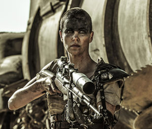 Charlize Theron in Mad Max (Photo: Warner Bros)