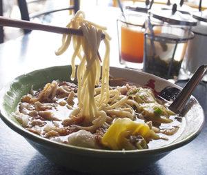 Hokkien mee at Ko Yoon Noodle Shop