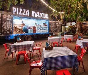 Pizza Massilia, Bangkok