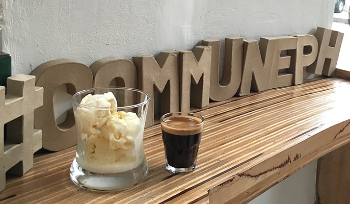 Coffee from Commune