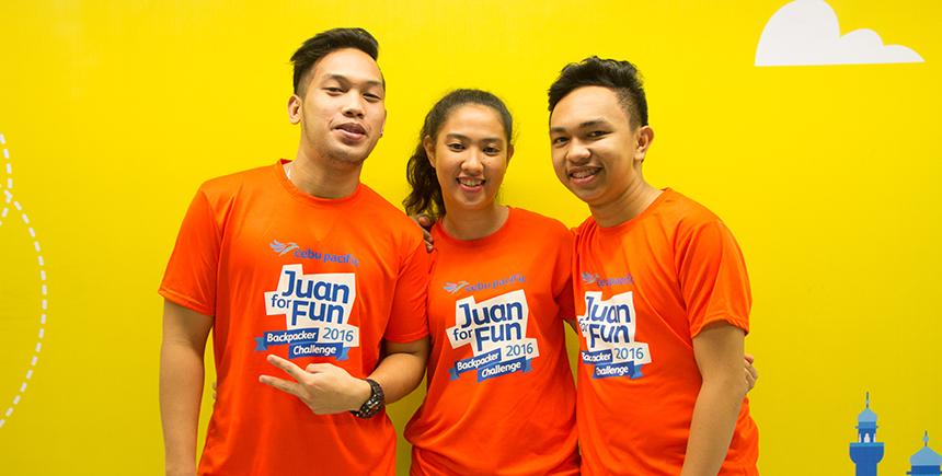 Members of #JFFTeamWork