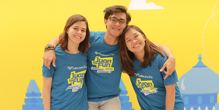 Members of #JFFTeamPura