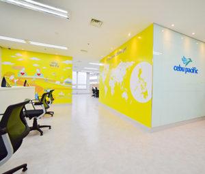 CEB's office in Seoul